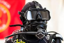 Tactical Diving Helmet Of Comb...