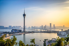 Macao Urban Skyline