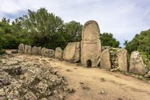 Giants' Grave Of Coddu Vecchiu...