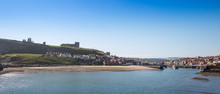 Whitby From The Sea
