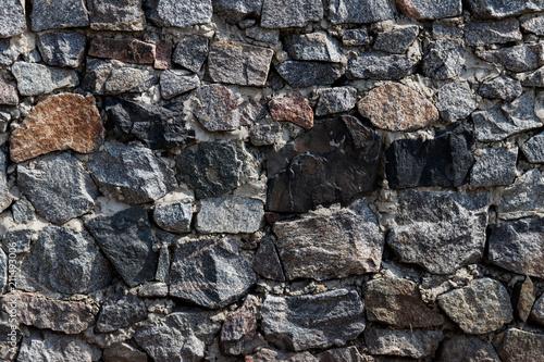 In de dag Stenen Background of the stone wall