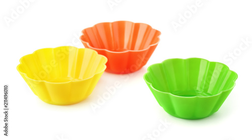 Obraz Silicone cupcake moulds - fototapety do salonu