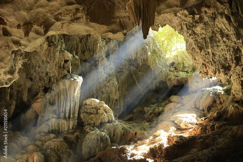 Tablou Canvas Caverne