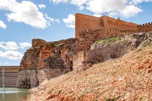 Castillo de Peñarroya, Argamasilla de Alba, Ciudad Real, Castilla La Mancha, España
