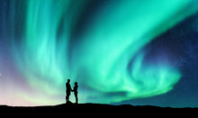 Northern Lights And Hugging Co...