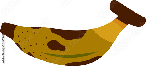Fotografia, Obraz Rotten melon illustration