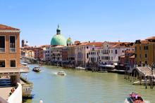 Venice Cityscape Background Ph...