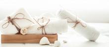 Spa Still Life Of Soap