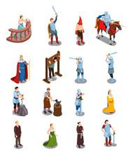 Medieval Isometric Icons