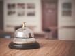 3D Rendering Reception bell