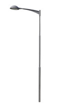 Street Lamppost, Isolated