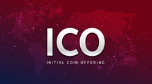 ICO Initial Coin Offering Back...