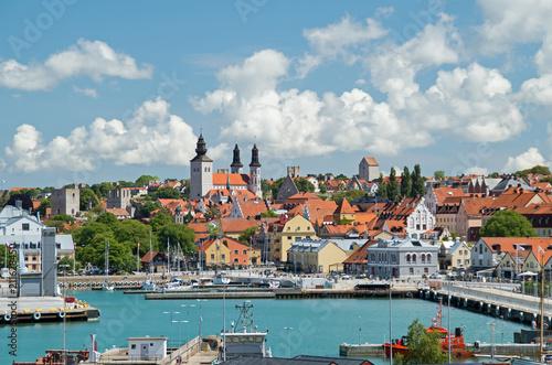 Fotografía  Visby, Gotland,Sweden