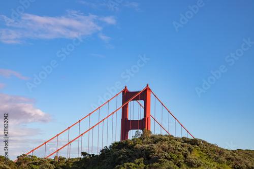 Plakat Most San Francisco