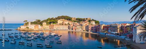 Fotografia Sestri Levante - Baia del Silenzio - Genova, Liguria