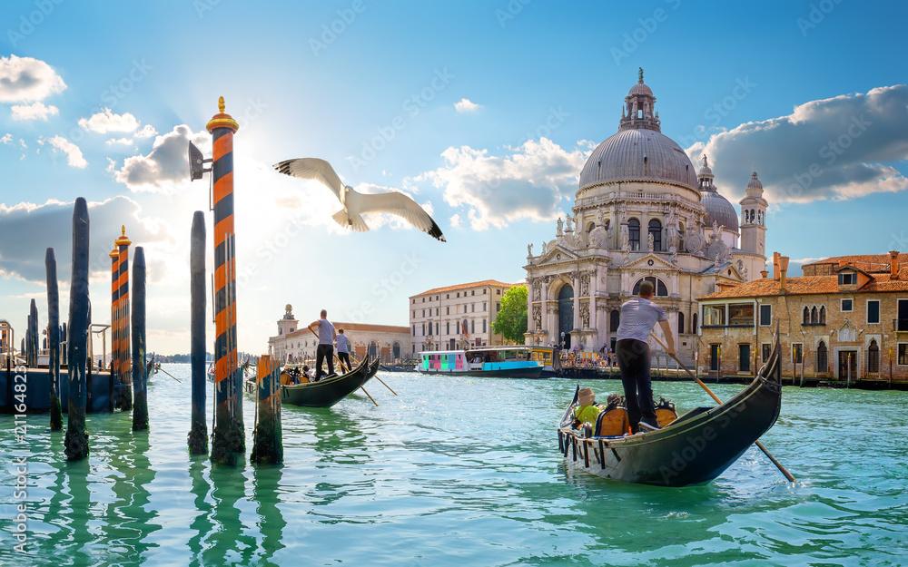 Fototapety, obrazy: Day in Venice