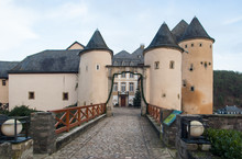 Castle In Bourglinster