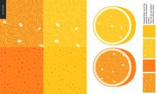 Food Patterns, Summer - Fruit,...
