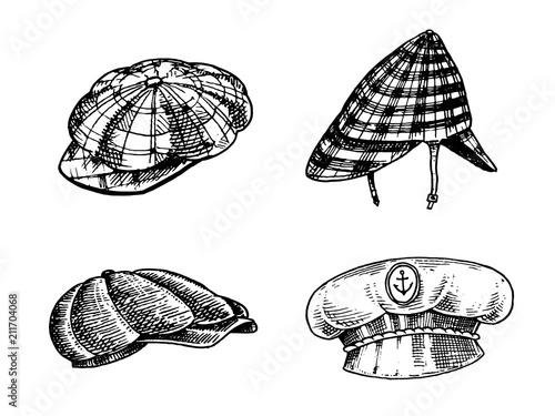 ff455adf72b Summer vintage Hats collection for elegant men. Fedora Derby Deerstalker  Homburg Bowler Straw Beret Captain