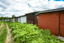 Old Cellar Hangars For Storage