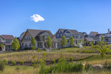Homes In The Suburbs Of Daybreak Utah