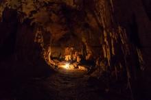 Tham Lod Cave.
