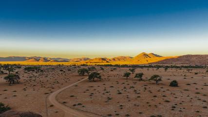 Naklejka Namibia