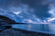 Sunrise On The Coasts Of Menorca