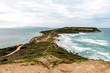 Die Küste von Tharros auf Sardinien