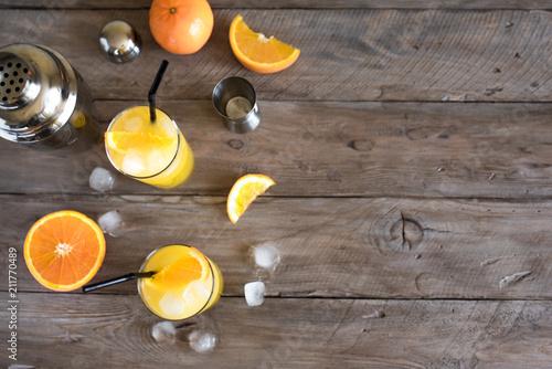 Photo sur Toile Cocktail Screwdriver Cocktail