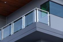 Modern Architecture Terrace Al...