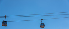 Cableway Against The Sky, Tran...