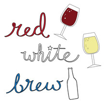 Red White Brew