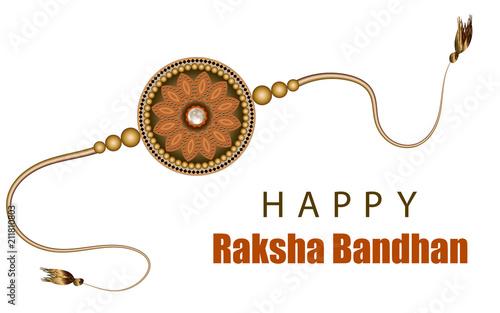 Foto  Indian festival Raksha Bandhan