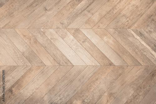 Fototapeta shaveron styled wood grain plank flooring obraz na płótnie