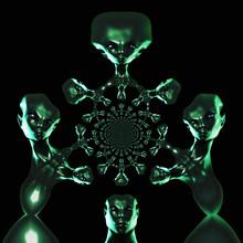 Digital 3D Illustration Of An ...