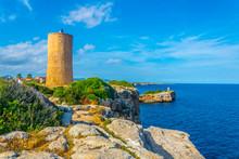 Torre Del Serral Dels Falcons, Mallorca, Spain
