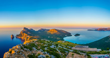 Rocky Landscape Of Cap Forment...