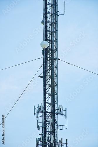 Fotografie, Tablou  Broadcast Antenna