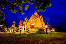 Wat Summanawat (Wat Khao Ka Lok), Tambon Pak Nam Pran, Amphoe Sam Roi Yot, Chang Wat Prachuap Khiri Khan