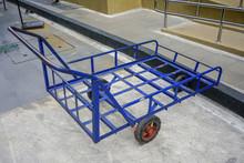 Old Blue Pull Along Wagon Cart...