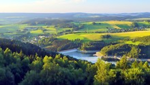 Blick Vom Oberbecken Markersba...