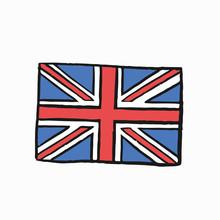 Flag Of The United Kingdom Ill...