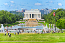 Washington, USA, Lincoln Memor...