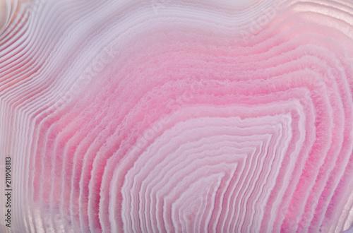 Fototapeta na wymiar jasnoróżowe fale agatowe