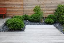 Moderner Gartenbau Und Terrass...