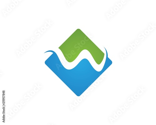 w wave logos and symbols vector buy this stock vector and explore