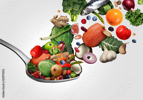 Fototapeta Healthy Food Eating obraz