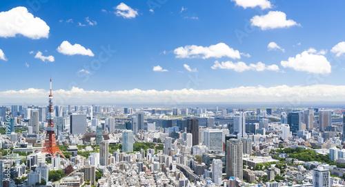 Foto op Plexiglas Tokio 東京風景