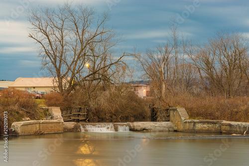 Fotografia, Obraz  Mohawk River